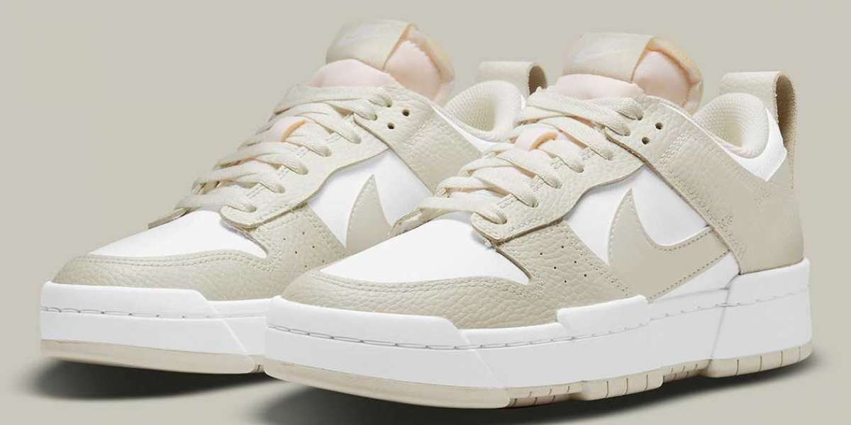 DM3063-100 Nike Dunk Low Disrupt White Sea Glass Coming Soon