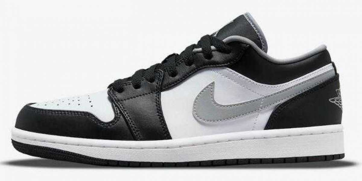 New Drop Shadow-Themed Air Jordan 1 Low is Available Now