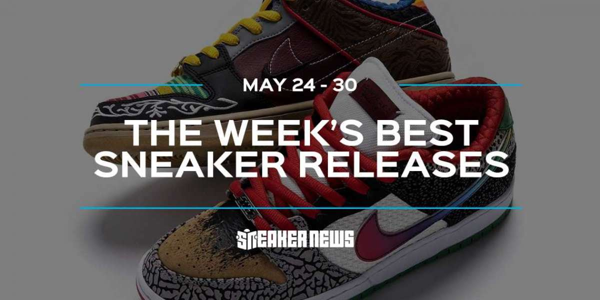 """Nike SB Dunk Low """"What the Paul"""" leads the week's best release"""