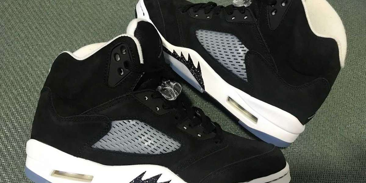 "Air Jordan 5 ""Oreo"" CT4838-011 will be released on August 25"