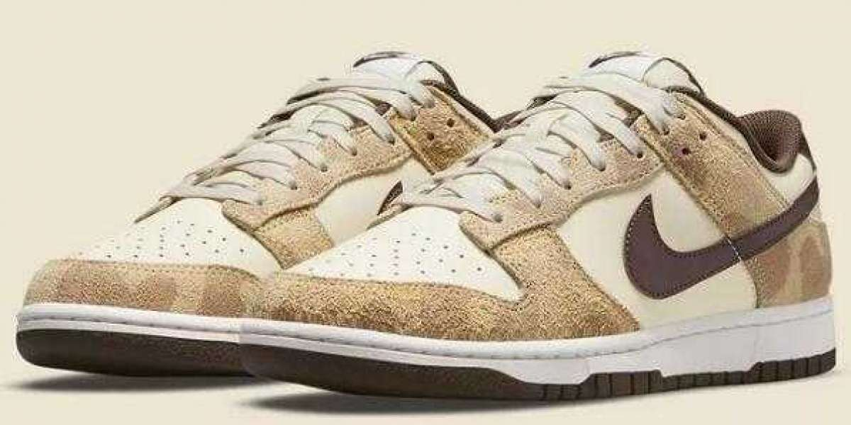 DH7913-200 Nike Dunk Low PRM Animal Pack Beach Coming Soon