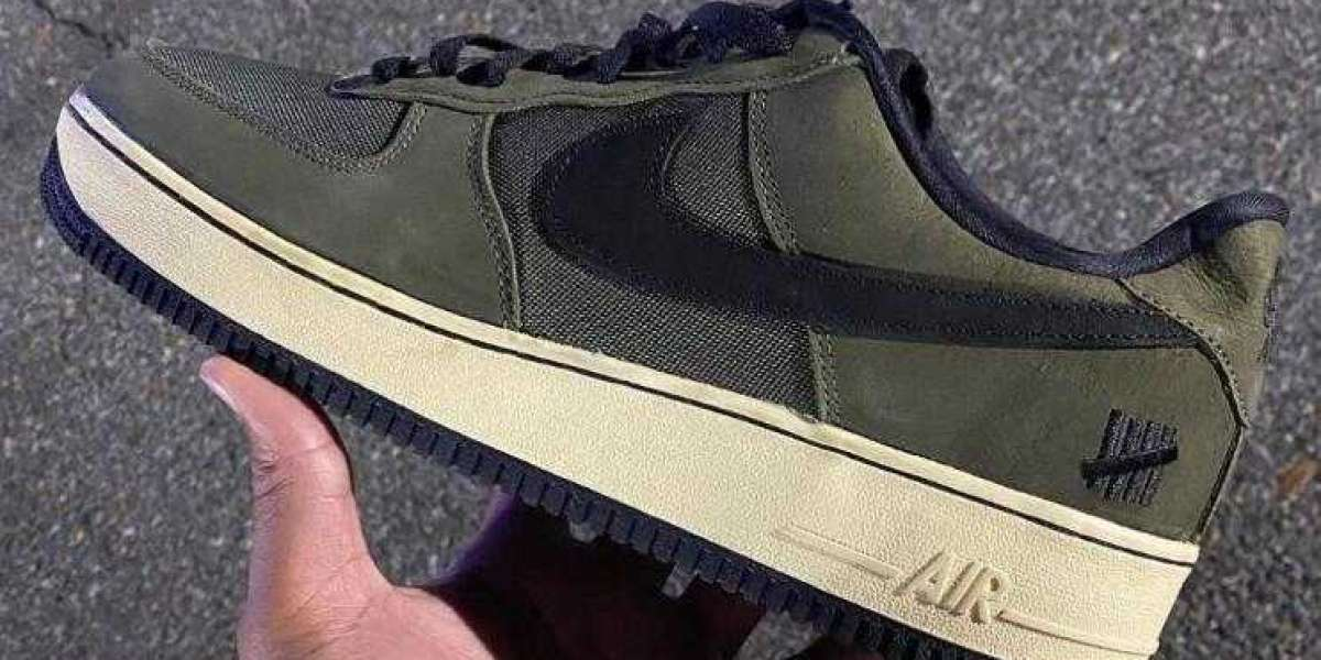 Undefeated x Nike Air Force 1 Ballistic to Debut on June 2021