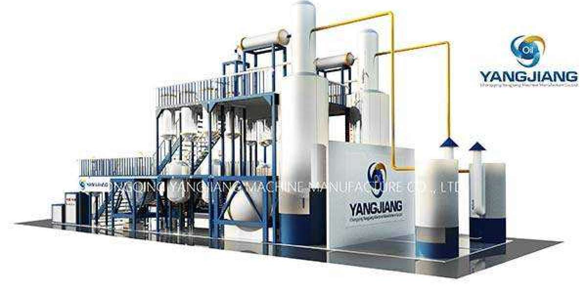 How to make diesel from waste engine oil?